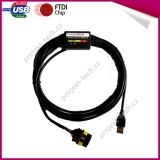 Interface Stargas, Polaris OBD, Pegasus, Elios  LPG/CNG (USB)